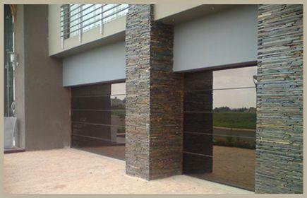 Modern Aluminium Frameless Glass Garage Door Garage Door