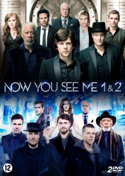 Now You See Me 1 2 Now You See Me 1 2 Truque De Mestre 3