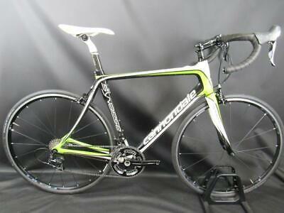 Sponsored Ebay 2011 Cannondale Synapse Carbon 5 Shimano 5700 105 10 Speed Size 56cm Road Racing Bike Bike Racing Bikes