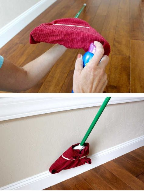 Deep clean your home the easy way with these home deep cleaning hacks. home crafts 12 Mind-Blowing House Cleaning Hacks