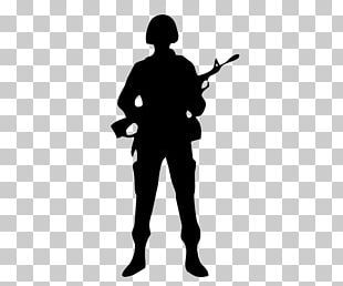 Soldier Silhouette Png Clipart Angle Army Black And White Brass Instrument Clipart Free Png Download Soldier Silhouette Silhouette Silhouette Png