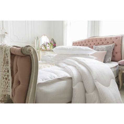 Seide Sensation Polyester 10 5 Tog Bettdecke Lily Manor Grosse 135
