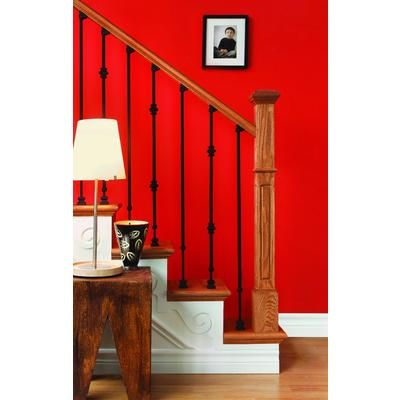 Best Alexandria Moulding Stair Parts Adjustable Wrought Iron 400 x 300