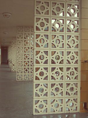 Mid Century Modern Vancouver Island Decorative Concrete Blocks Decorative Concrete Blocks Concrete Decor Breeze Block Wall