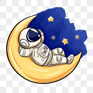Astronauta Espacio Luna Caricatura Elemento Imagenes Predisenadas De Luna Astronauta Espacio Png Y Psd Para Descargar Gratis Pngtree In 2021 Astronaut Cartoon Butterfly Clip Art Moon Cartoon