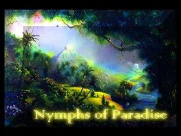 Nymphs Of Paradise حوريات الجنة Low ديننا الاسلام Nymph Natural Landmarks Paradise