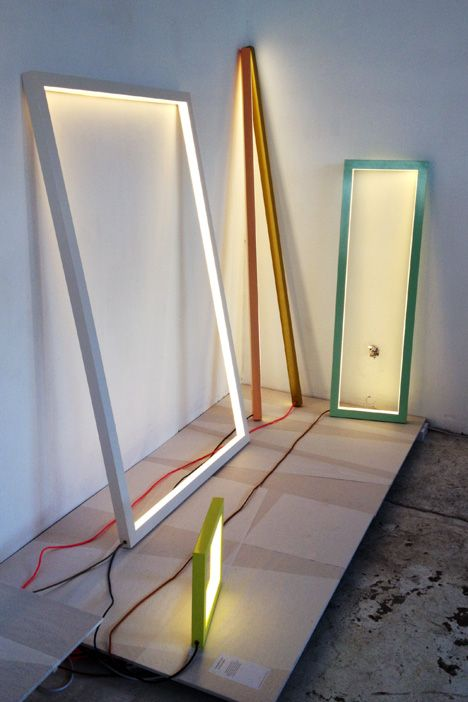 lighting frames. 6 Unique LED Light For Your House Walls That Looks As Dream | Contemporary, Lights And Inspiration Lighting Frames A