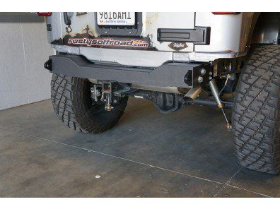 Rusty S Bumper Xtreme Trail Rear Bumper Jk Jeep Bumpers