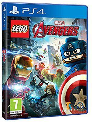 the latest 019ca b2313 Lego Avengers - PlayStation 4: Amazon.it: Giochi e ...