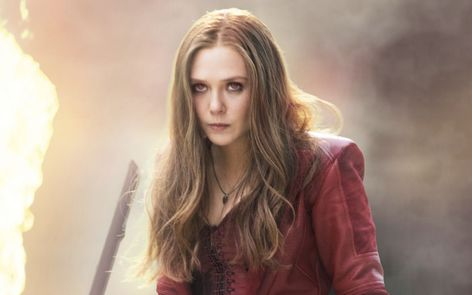 Elizabeth Olsen Doesn't Want A Scarlet Witch Standalone