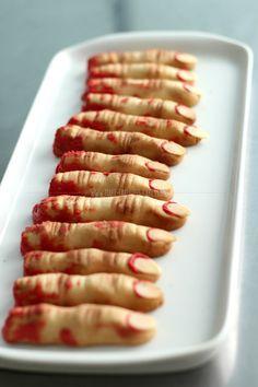 Severed fingers halloween cookies recipe halloween cookie severed fingers halloween cookies recipe food 135850 forumfinder Images