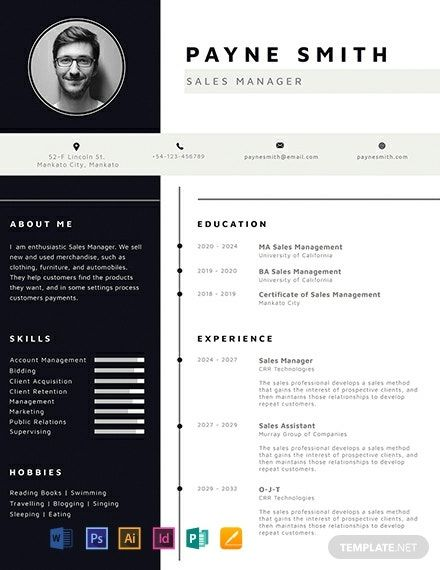 Free Corporate Resume Template In 2020 Resume Template Resume Design Template Free Resume Template Download