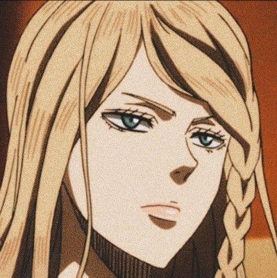 𝓒𝓱𝓪𝓻𝓵𝓸𝓽𝓽𝓮 𝓡𝓸𝓼𝓮𝓵𝓮𝓲 Black Clover Anime Aesthetic Anime Charlotte Anime