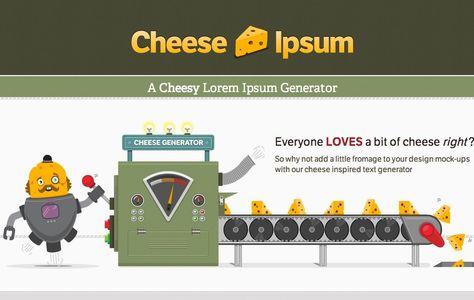 56 Unique Lorem Ipsum Generators