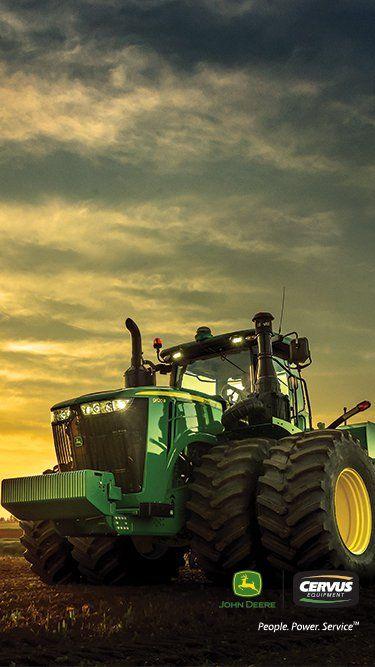 John Deere Tractors Wallpapers Wallpapers