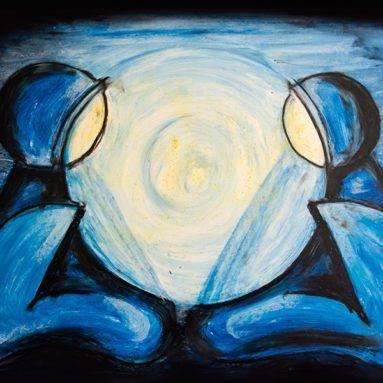 Moonlight Harmony art - Artwork by art of the artist | Wall