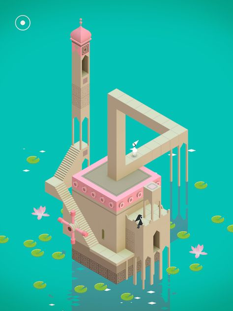 ... Monument Valley wallpaper 3
