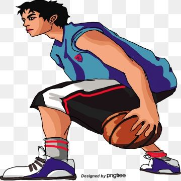 Cartoon Basketball Player Basketball Player Basketball Cartoon Characters Png Transparent Clipart Image And Psd File For Free Download Cartoon Art Cartoon Illustration Clip Art