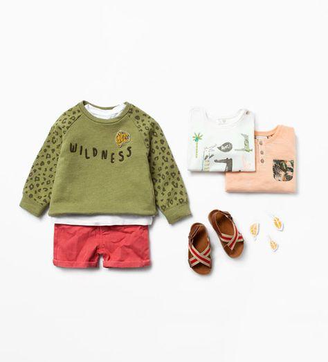 Shop by look - Baby boy (3 months - 3 years) - KIDS | ZARA United Kingdom
