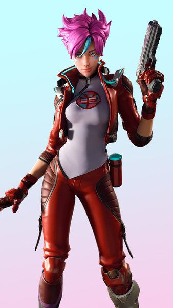 Fortnite Mika Skin Outfit 4k Click Image For Hd Mobile