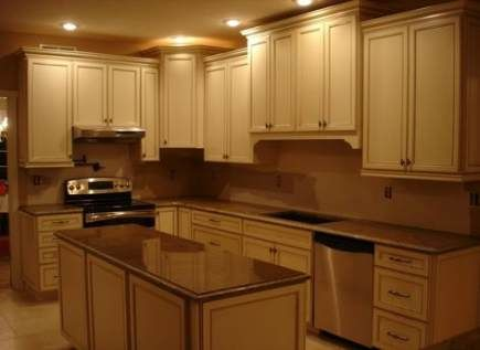 Kitchen Cabinets Tall Ceilings Spaces 53 Ideas Staggered Kitchen Cabinets Kitchen Wall Cabinets Best Kitchen Cabinets