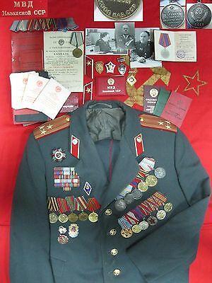 20++ Ussr uniform information