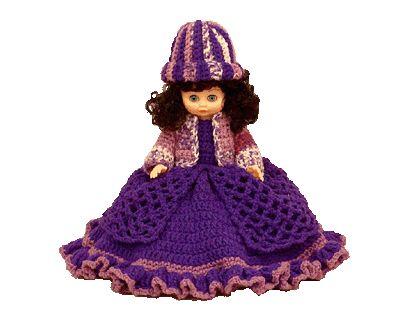 Gretel - Crochet Pattern for 13