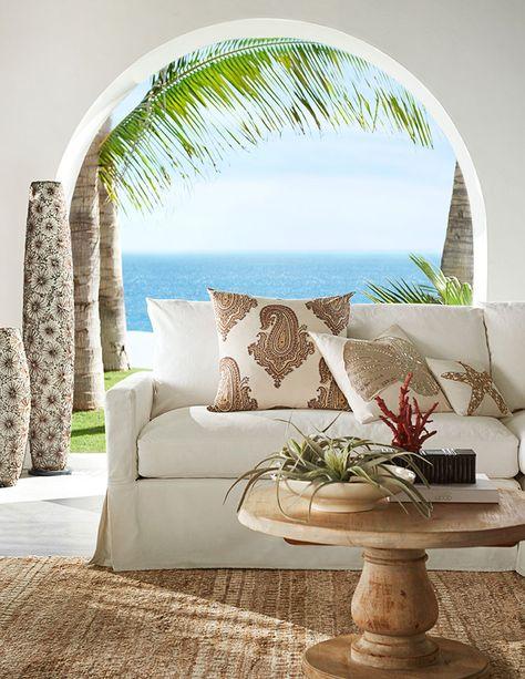 La Terraza Perfecta Decoración De Unas Casa Playa