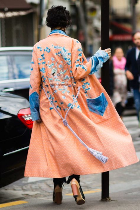 More of the Best Street Style From Paris Fashion Week