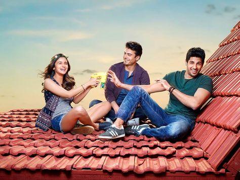 Kapoor And Sons Movie Stills    Fawad Khan, Alia Bhatt, Sidharth Malhotra, Rishi Kapoor, Rajat Kapoor, Ratna Pathak   Kapoor & Sons: WoodsDeck