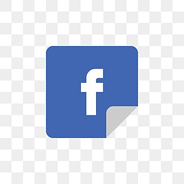 Facebook Social Media Icon Design Template Vector Facebook Icons Social Icons Media Icons Png And Vector With Transparent Background For Free Download In 2021 Social Media Icons Social Icons Icon Design