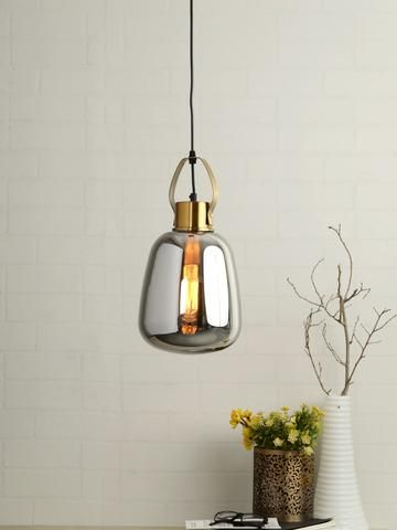 Alices Smoky Modern Hanging Lights Contemporary Pendant Lamps