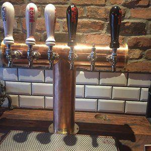 Custom Steam Punk Gadget Industrial Draft Beer Tower Etsy Beer Tower Beer Taps Draft Beer Tower