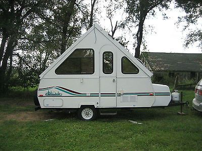 2002 Chalet Rv Arrowhead Hard Shell Insulated Folding Camper 0 Missouri 3500 Folding Campers Camper Retro Campers