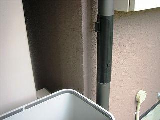 雨水利用 画像あり 雨水 雨樋 流し