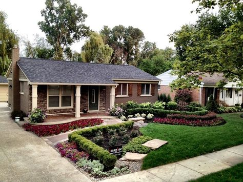 Front Yard Landscaping Ideas: Basic Amenities to Live