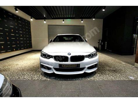 BMW 4 Serisi 420d NİĞDELİLER 2015 4.20 d Coupe ///M PAKET BAYİİ / BORUSAN / 3106
