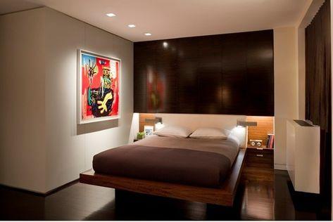 Interior Kamar Tidur Rumah Minimalis Type 36 Minimalist Bedroom