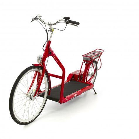Lopifit Electric Walking Bike Bike Bicycle Walking