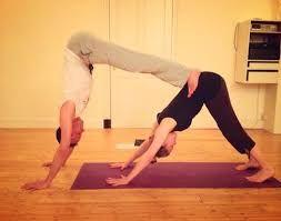 Related Image Partner Yoga Poses Couples Yoga Challenge Couples Yoga