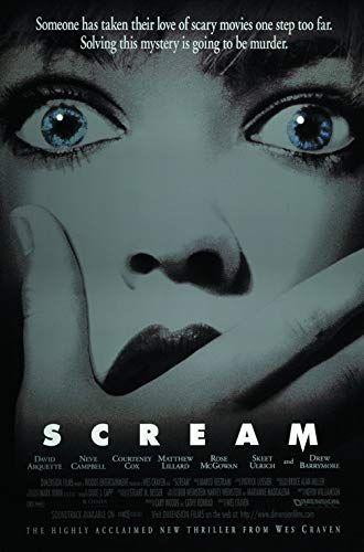 Scream Movie Poster 24
