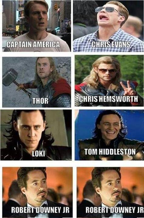 Avengers IRL