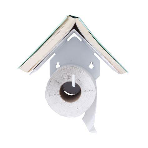 Toilet Paper Birdhouse