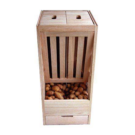 Kartoffelkiste - Gattenmöbel-Klassiker