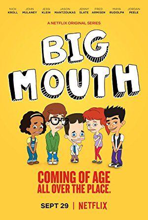 Big Mouth Season 1 Big Mouth Tv Series On Netflix Big Mouth Quotes