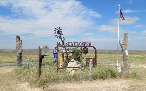 Back Road: Summiting Kansas   Midwest Living