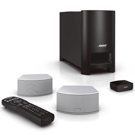 Bose ® CineMate ® GS Digital Home Cinema Speaker System