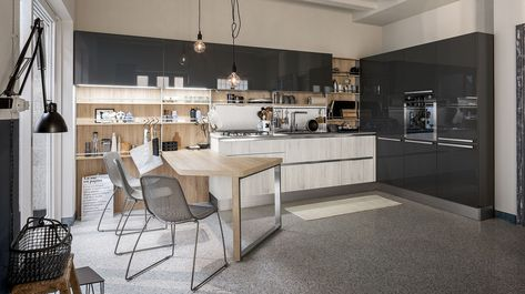 Veneto Cucine Moderne.Veneta Cucine Milano Start Time Go Veneta Cucine 2019