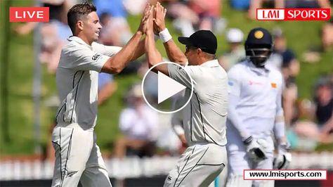 New Zealand Vs Sri Lanka Series On Hotstar Live Cricket Streaming