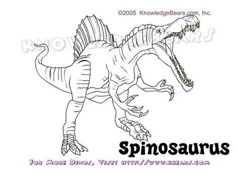 Spinosaurus Coloring Pages Coloring Pages For Kids To Print Coloring Pages For Kids Printable Disney Color Spinosaurus Coloring Pages Coloring Pages To Print